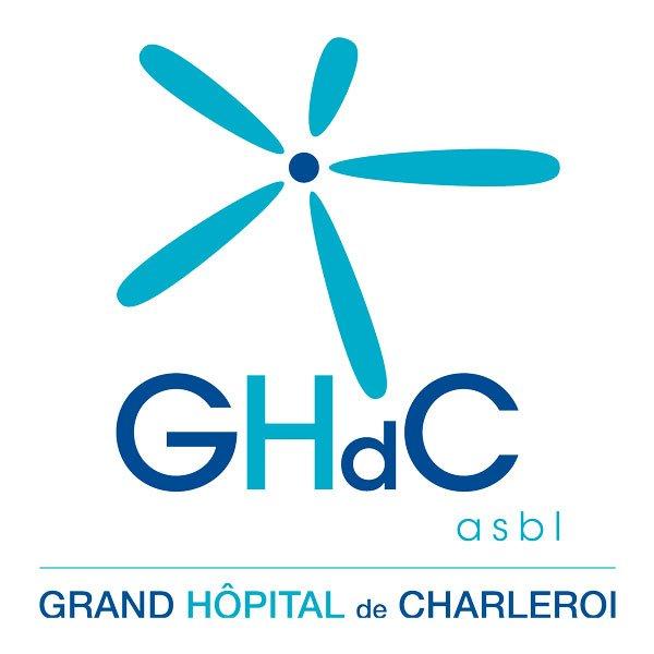 Logo du Grand Hôpital de Charleroi